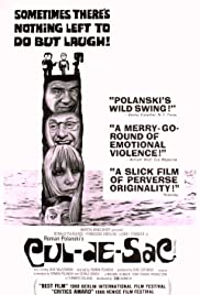 Cul-De-Sac (1966) Poster - Movie Forum, Cast, Reviews