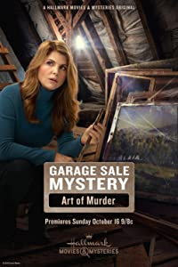 Downloadable 2018 movies Garage Sale Mystery: The Art of Murder by Norma Bailey [480x640]