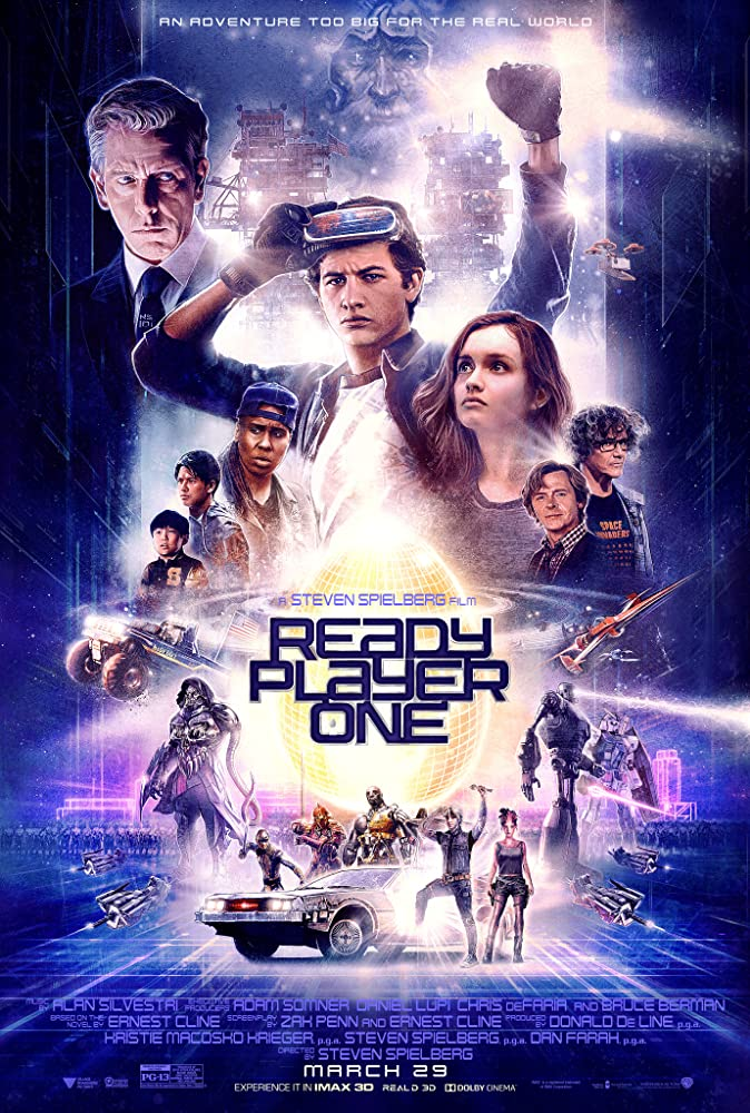 Ready Player One 2018 Watch free online thumbnail