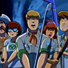 Matthew Lillard, Mindy Cohn, Grey Griffin, Stephen Root, and Frank Welker in Scooby-Doo! Camp Scare (2010)
