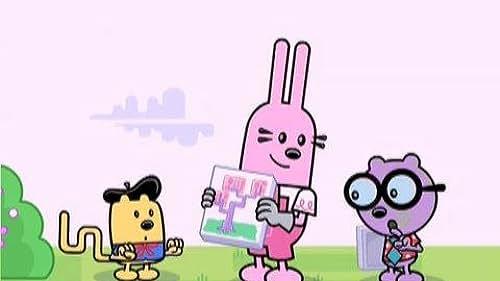 Wow! Wow! Wubbzy!: Wubbzy Goes to School