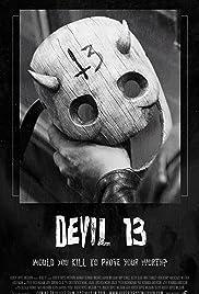 Devil 13 Poster