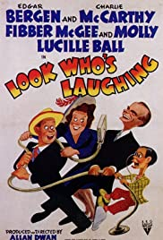 Look Who's Laughing (1941) Poster - Movie Forum, Cast, Reviews