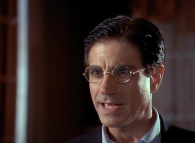 J.W. Perra in Mystery Monsters (1997)