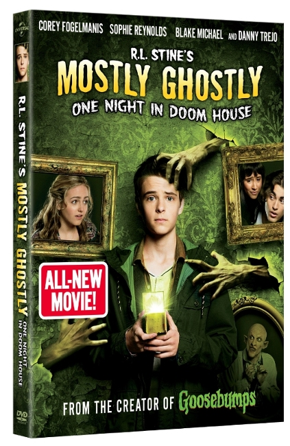 Mostly Ghostly: One Night in Doom House (2016)