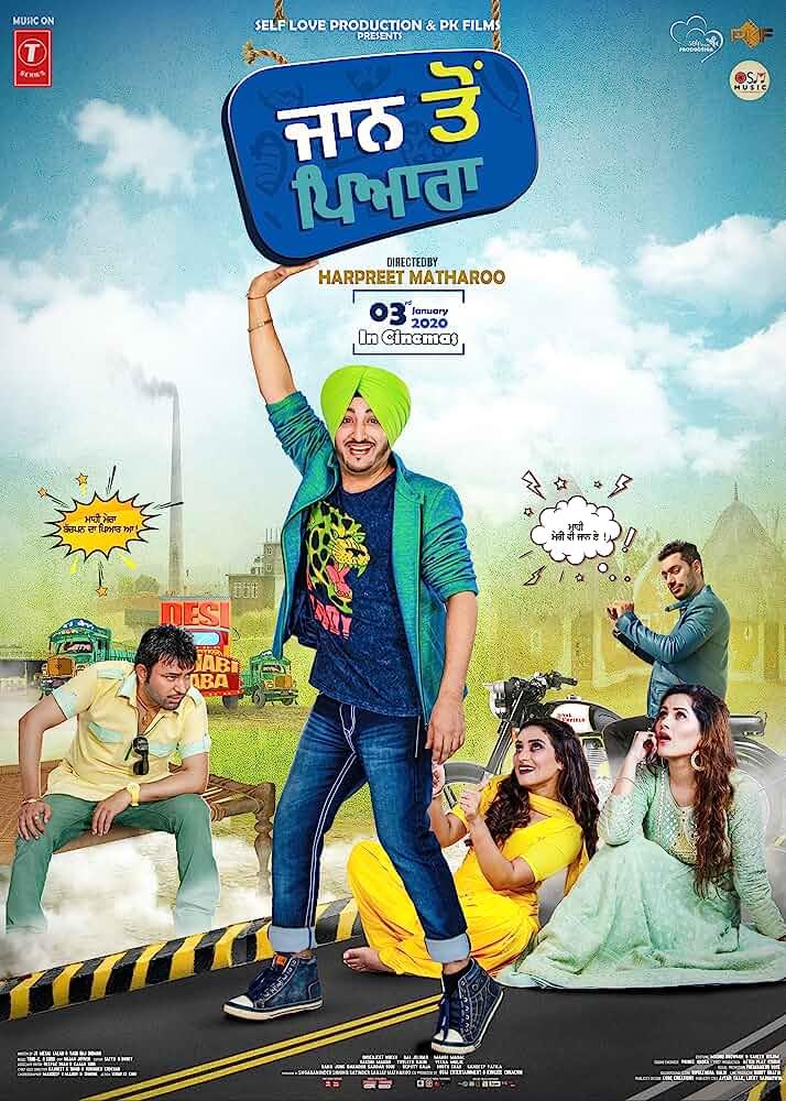 Jaan To Pyara (2020) Punjabi