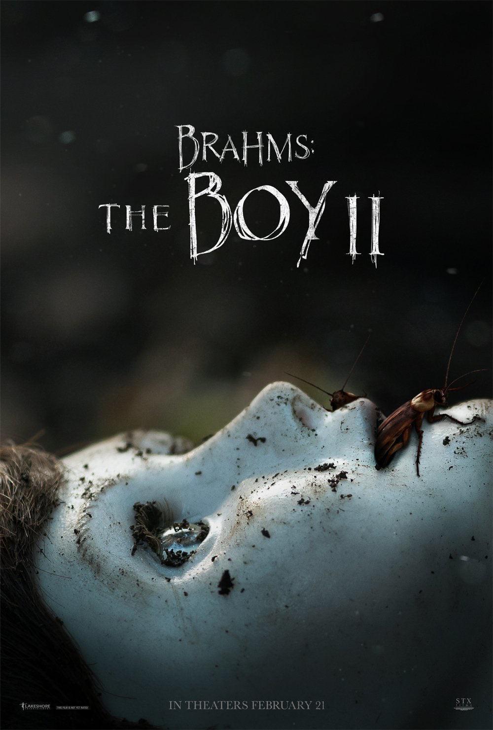 ŠĖTONO VAIKAS 2 (2020) / Brahms: The Boy II