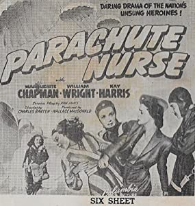 utorrent free english movie downloads Parachute Nurse, Louise Allbritton, Forrest Tucker, Marjorie Riordan, Douglas Wood USA [480x320] [720p] [h.264]