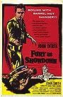 Fury at Showdown (1957) Poster