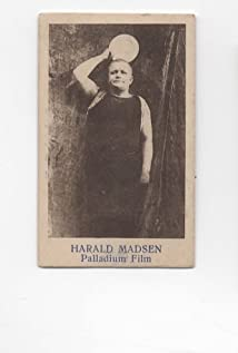 Harald Madsen Picture