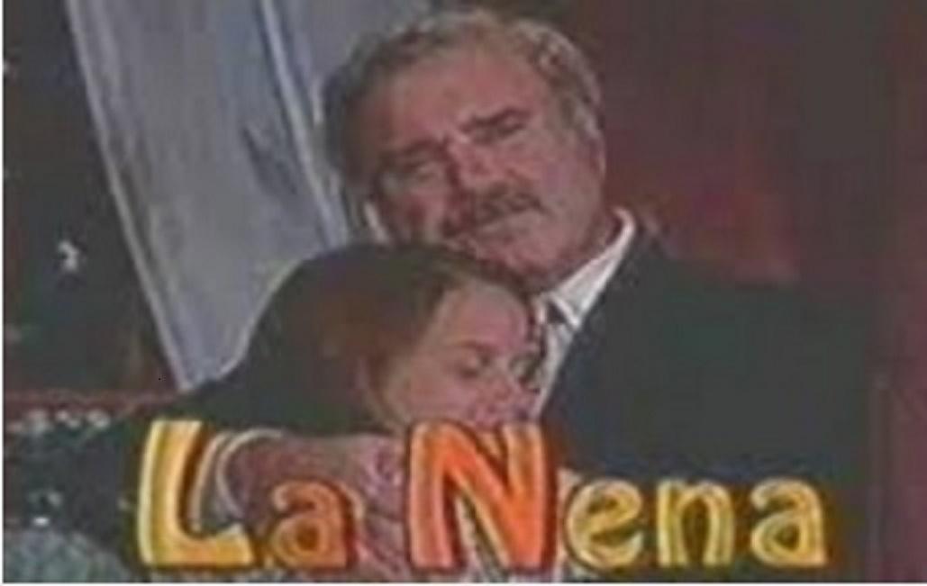 Valeria Britos, Rodolfo Machado, and Rodolfo Ranni in La nena (1996)