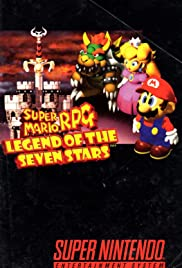 Super Mario RPG: Legend of the Seven Stars Poster