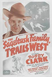The Sagebrush Family Trails West Poster