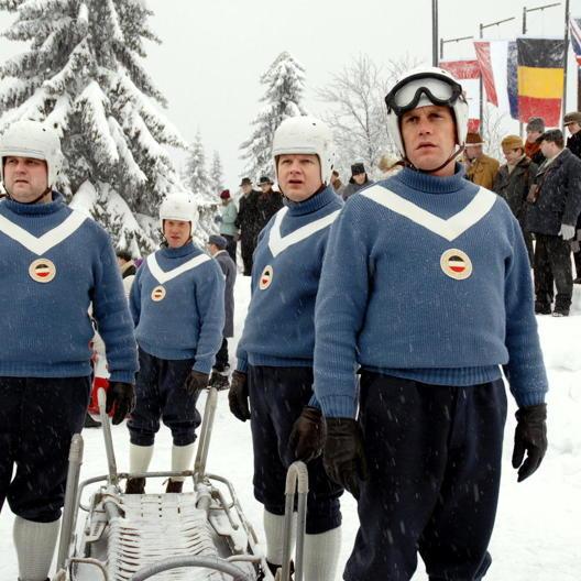 Antoine Monot Jr., Sebastian Bezzel, Michael A. Grimm, and Simon Schwarz in Schwere Jungs (2006)