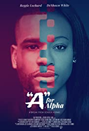A for Alpha Poster