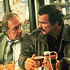 Burt Reynolds and Howard Hesseman in Heat (1986)