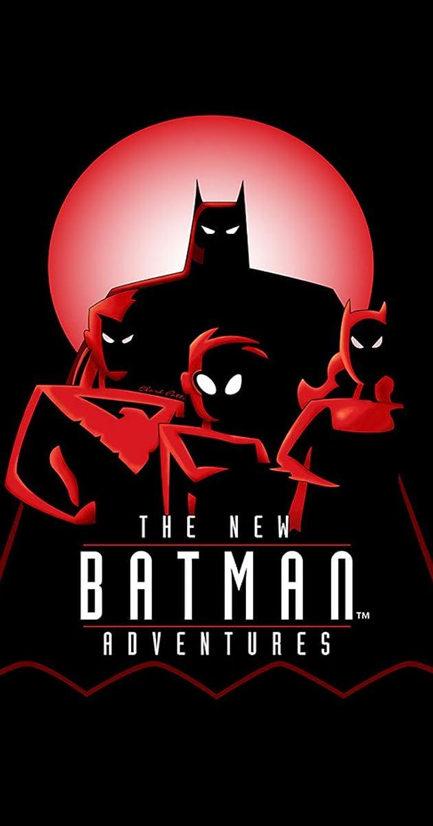 The New Batman Adventures Tv Series 1997 1999 Imdb