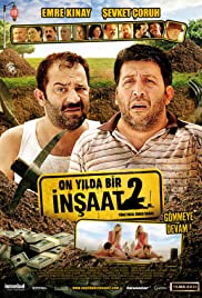 On Yilda Bir: Insaat 2 Poster