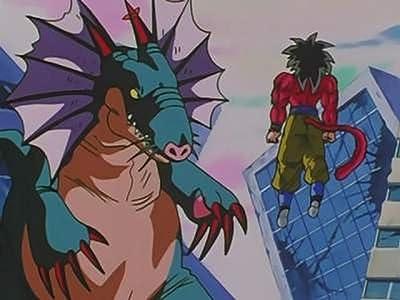 Website zum Herunterladen eines englischen Films Dragon Ball GT: Pan ga Shoumetsu!? Namida no 10-bai Kamehameha by Akira Toriyama [4K] [1680x1050]