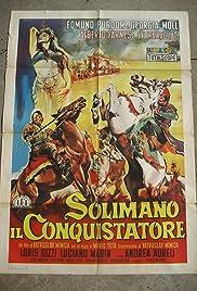 Suleiman the Conqueror Poster