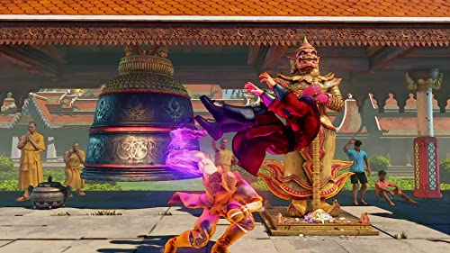 Street Fighter V: Ed (Australian)