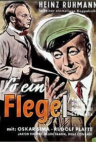 Oskar Sima and Heinz Rühmann in So ein Flegel (1934)