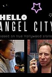 Hello Angel City Poster