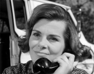 Jean Carson in Ripcord (1961)