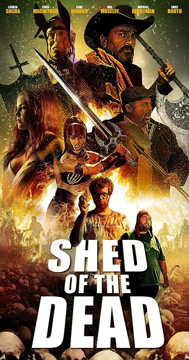 Subtitle of Shed of the Dead