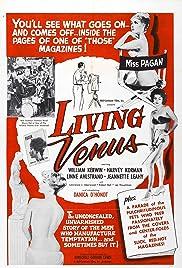 Living Venus(1961) Poster - Movie Forum, Cast, Reviews