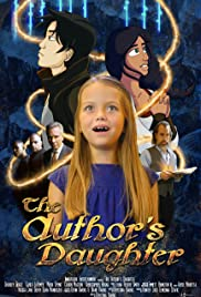 The Author's Daughter Poster
