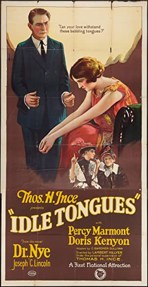 Lambert Hillyer Idle Tongues Movie