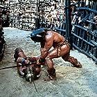David Paul and Peter Paul in The Barbarians (1987)