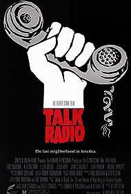 Talk Radio (1989) Poster - Movie Forum, Cast, Reviews