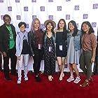 Ceren Bulca, Myra Aquino, Kady Le, and Tina Ngo at an event for Like Mother, Like Daughter (2018)