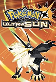 Pokémon Ultra Sun Poster