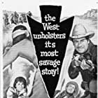 Susan Cabot and Joel McCrea in Fort Massacre (1958)