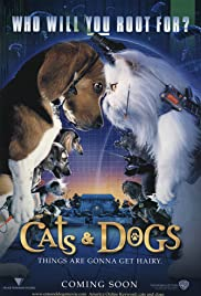 Cats & Dogs (2001) Poster - Movie Forum, Cast, Reviews