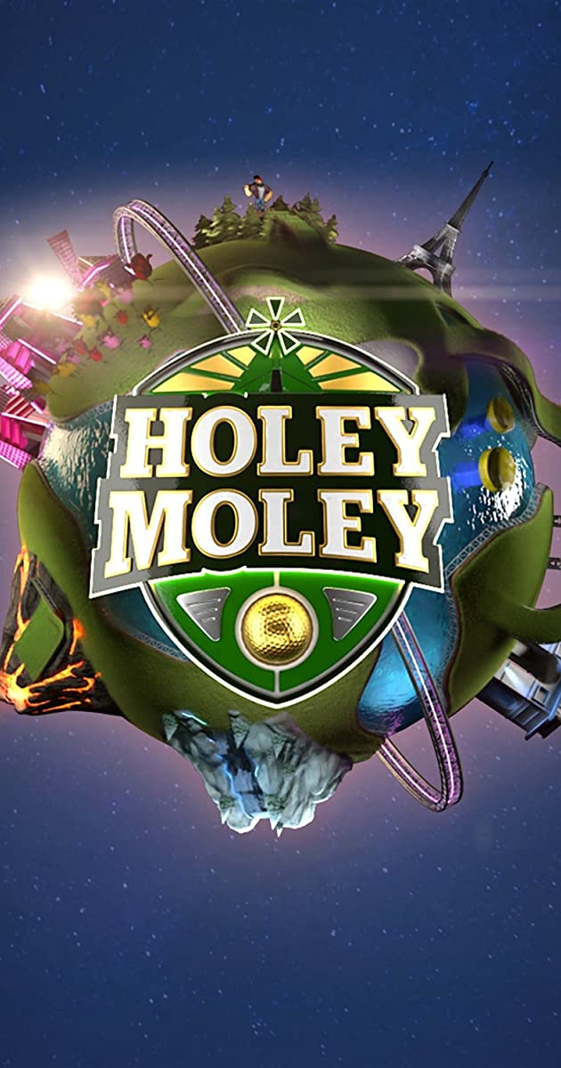 Download Holey Moley or watch streaming online complete episodes of  Season 2 in HD 720p 1080p using torrent