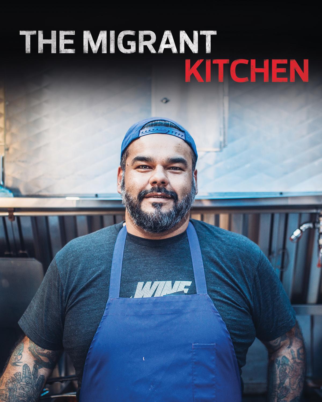The Migrant Kitchen (TV Series 2016– ) - IMDb