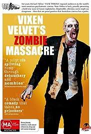 Vixen Velvet's Zombie Massacre (2015) 720p