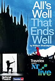 National Theatre Live: All's Well That Ends Well Poster