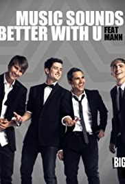 Big Time Rush: Music Sounds Better with U Poster