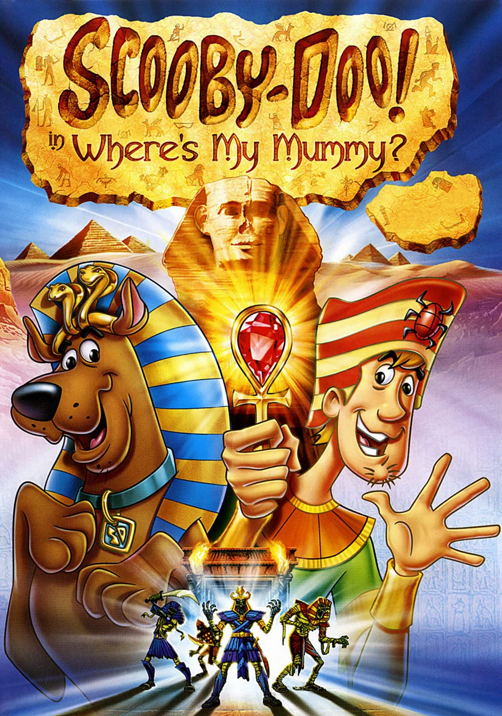 Scooby-Doo! in Where's My Mummy? (2005) Hindi Dubbed