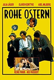 Rohe Ostern Poster