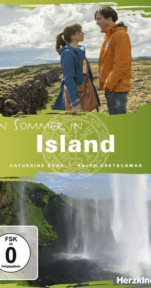 Ein Sommer In Island Tv Movie 2014 Imdb
