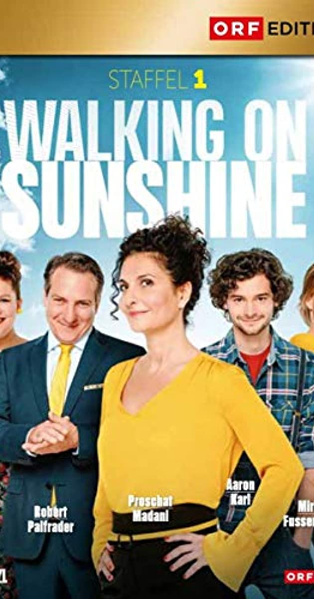 Download Walking on Sunshine or watch streaming online complete episodes of  Season 2 in HD 720p 1080p using torrent