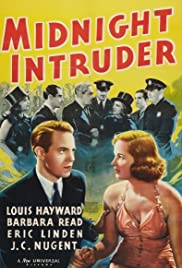 Midnight Intruder Poster