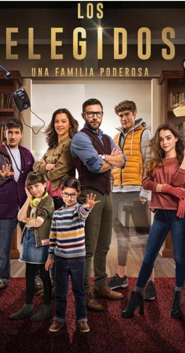 descarga gratis la Temporada 1 de Los elegidos o transmite Capitulo episodios completos en HD 720p 1080p con torrent