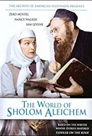 The World of Sholom Aleichem Poster